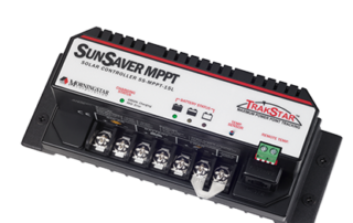Morningstar Sunsaver MPPT Slider