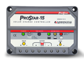 Morningstar charge controller - PS-15
