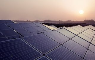 Hanwha SolarOne PV project in Xuzhou, China