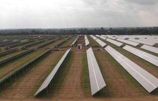 Heliene Malmesbury Solar Park project