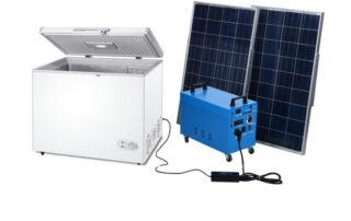 SunDanzer Solar-Powered freezer with Inverter