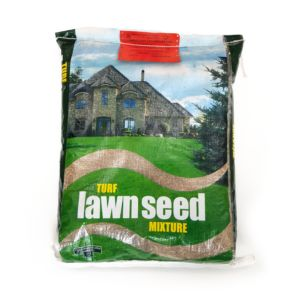 Hardilawn turf mix for high-traffic lawns