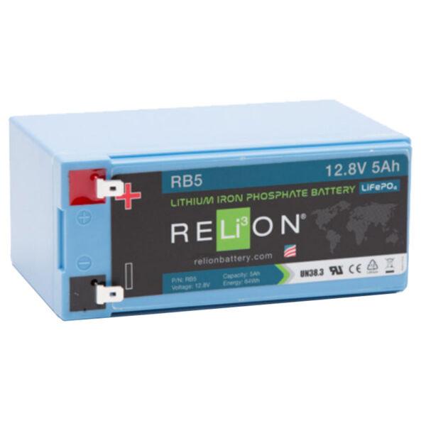 Relion RB5 Lithium Ion