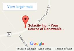Solacity Map