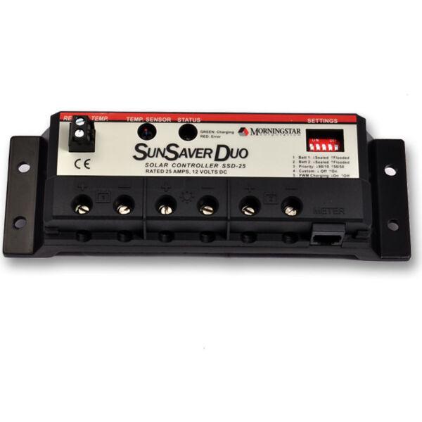 Morningstar SunSaver Duo SSD-25