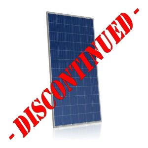 Discontinued 72-cell PV module