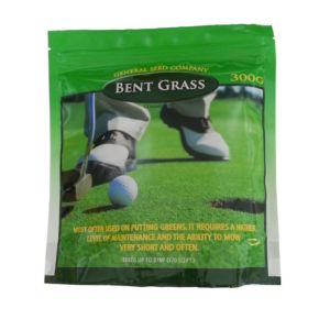 General Seed Bentgrass