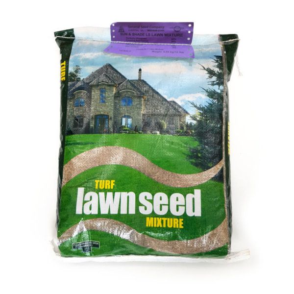 Sun and Shade grass seed