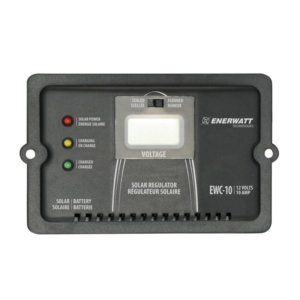 Enerwatt EWC-10 PWM charge controller