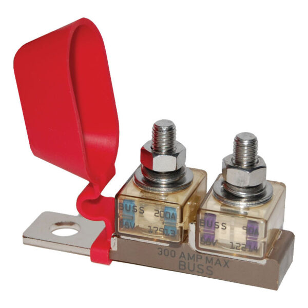 Blue Sea 2151, dual-MRBF fuse holder