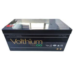 Volthium 12V 300Ah battery